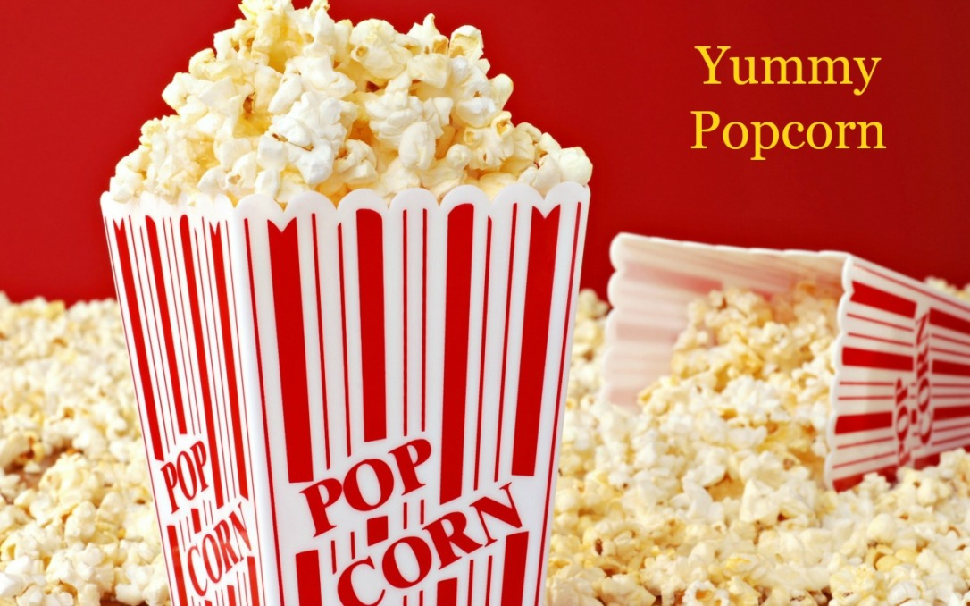 popcorn-yummy